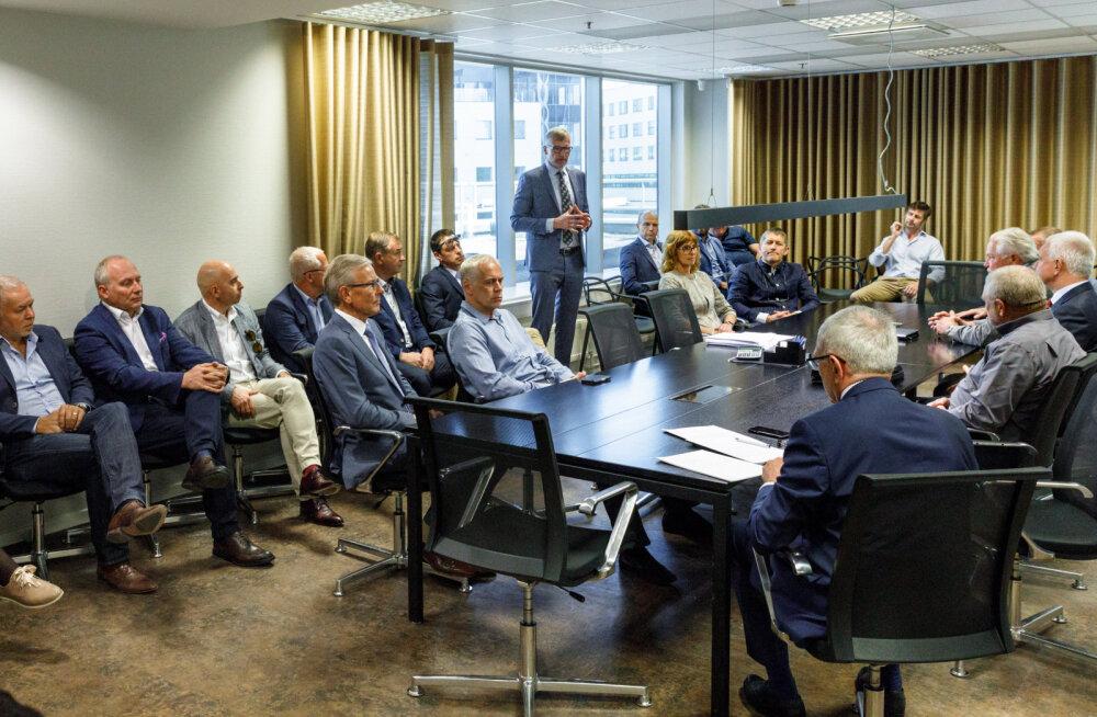 Эстонские предприниматели намерены обновить систему госустройства