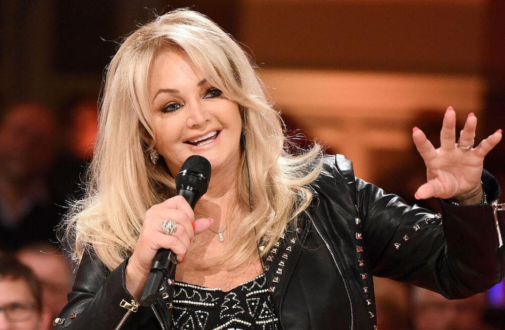 Erakordne palve: LOE, millise nõudmisega tuli lagedale peagi Eestis esinev Bonnie Tyler