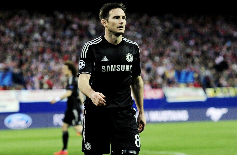 Frank Lampard peab läbirääkimisi Inglismaa tugevuselt kolmanda liiga meeskonnaga