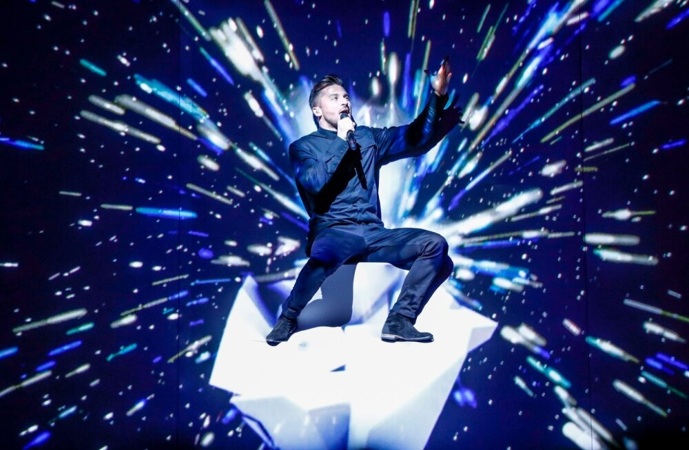 """18. Sergei Lazarev – """"You Are The Only One"""" (Venemaa)"""