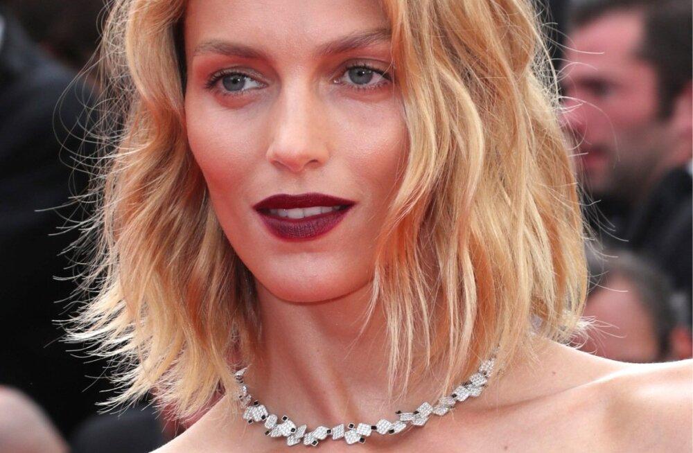 Anja Rubik Cannes'is 2017