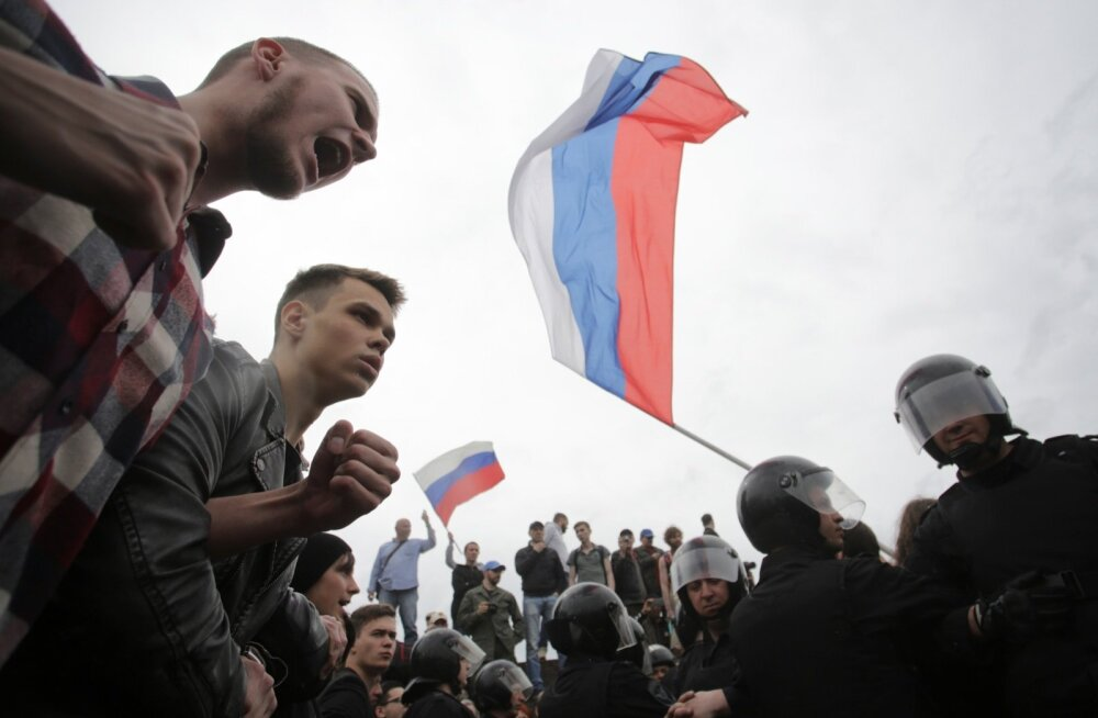 RUSSIA-OPPOSITION/PROTESTS