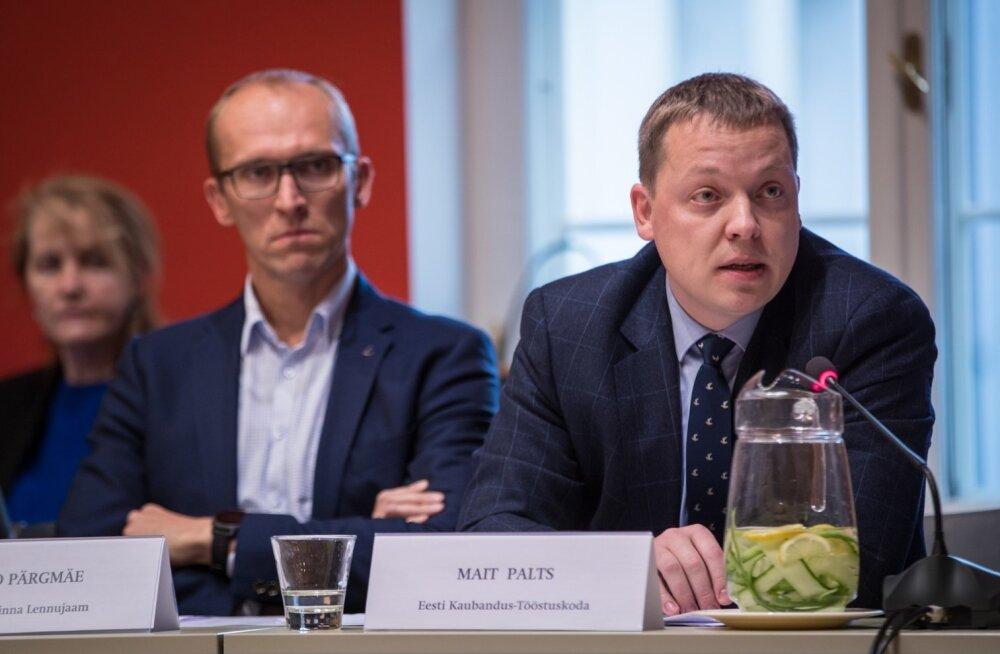 Majanduskomisjoni istung - alkomüügi piirangud ja alkoreklaami piirangud
