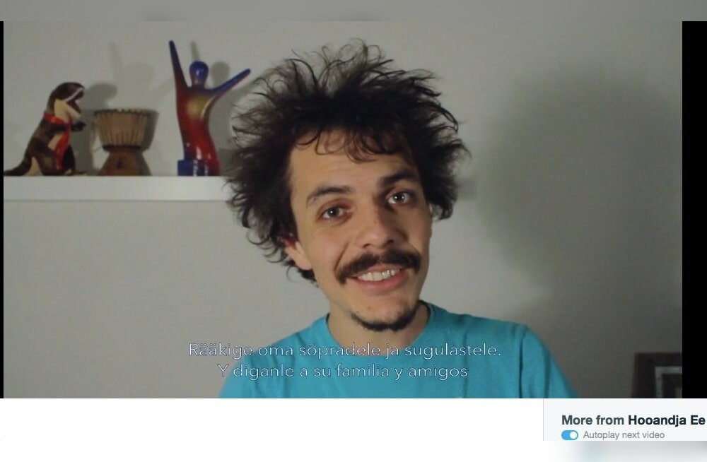 Carlos Lesmes Hooandja portaalis
