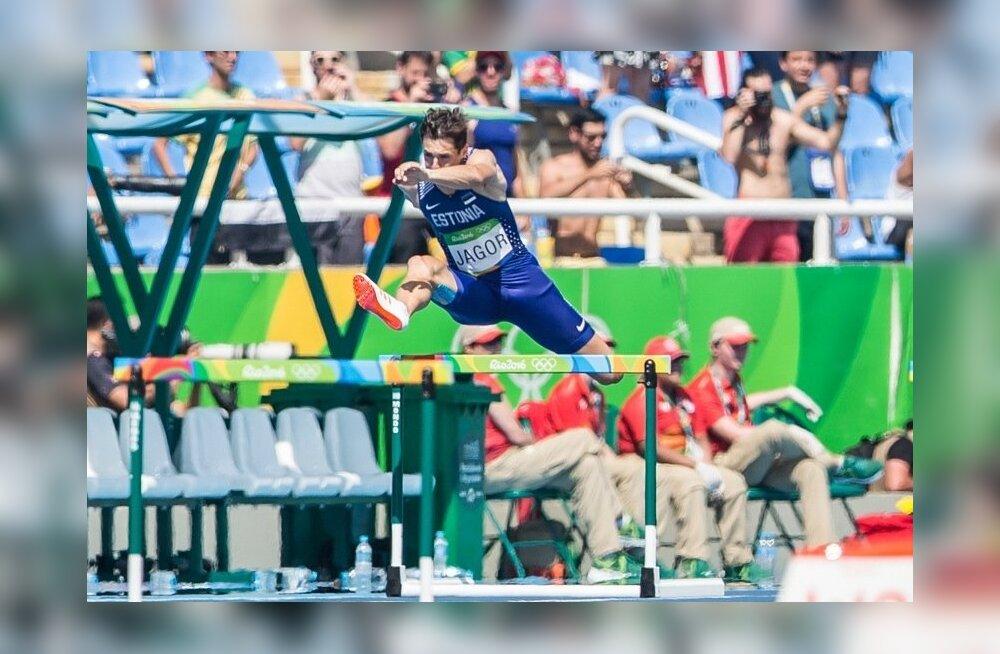 Jaak-Heinrich Jagor Rio olümpial