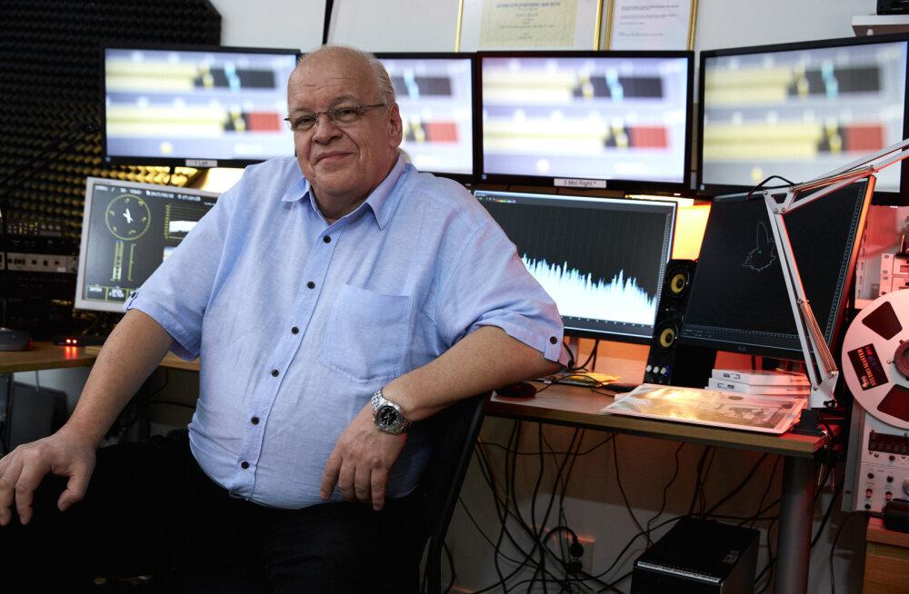 FORTE INTERVJUU: Lars Liljeryd – mees, tänu kellele digimuusika tänapäeval nii levinud on