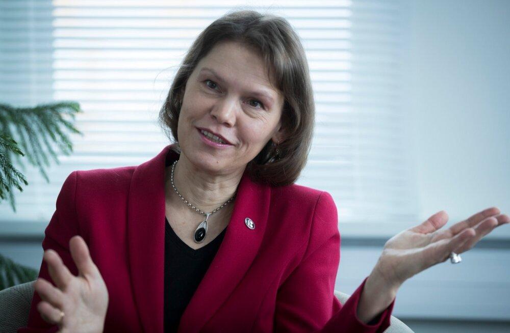 Terviseameti peadirektor Merike Jürilo paneb inimestele südamele, et oma tervise kaitsel on esimene samm igaühe enda teha.