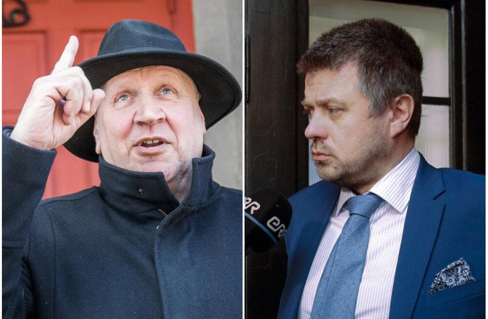 FAKTIKONTROLL   Kas Urmas Reinsalu lubas kohtutes kuulutada asjaajamiskeeleks vene keele?