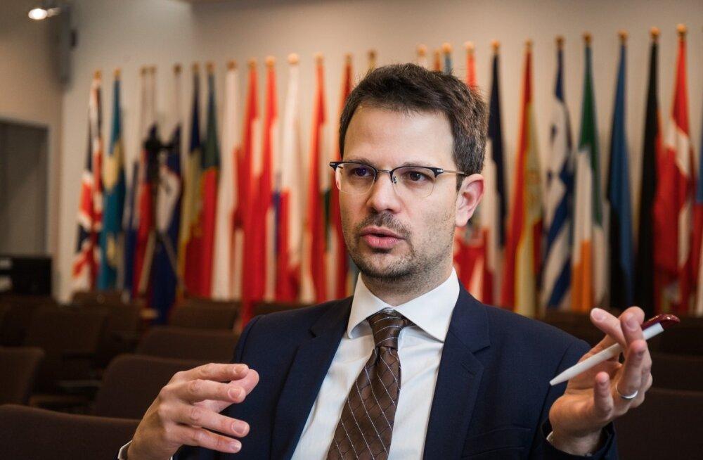 Poliitikaanalüütik Yann-Sven Rittelmeyeri sõnul on kaitseteema kogu Euroopat ühendav jõud.