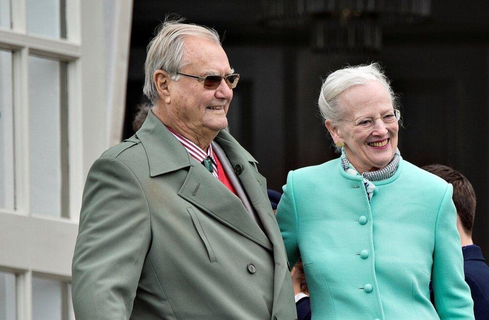 Taani õukond teatas kuninganna abikaasa prints Henriku tervise tõsisest halvenemisest