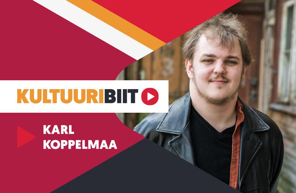 KULTUURIBIIT   Rahvusvahelise näitekirjanduse preemia võitnud Karl Koppelmaa playlist