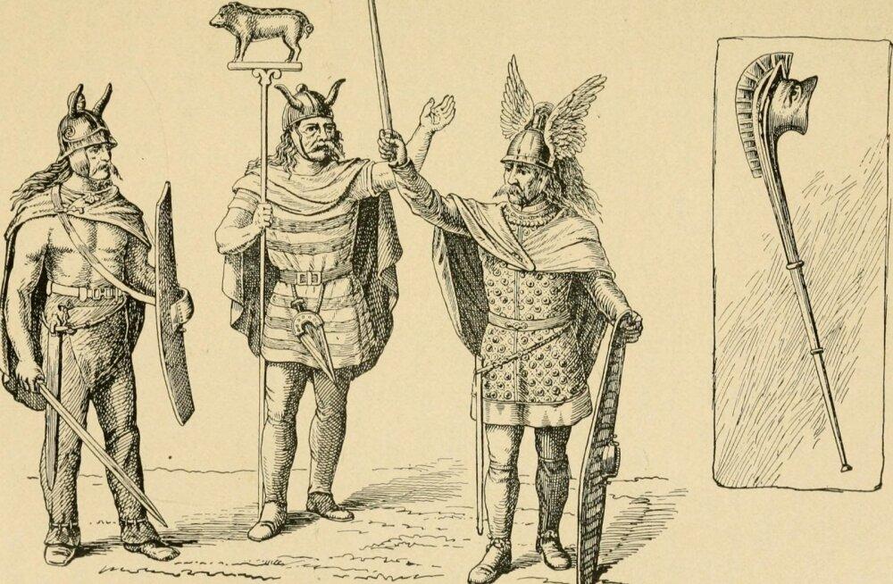 Kesk-Euroopas võimutsenud gallide võigas tava sai lõpuks kinnituse