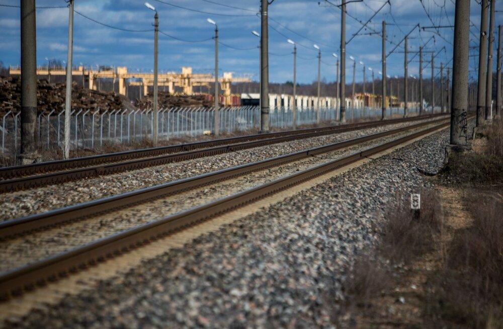 Rail Baltic vajab Pärnumaal ligi 30 km pikkust uut elektriliini