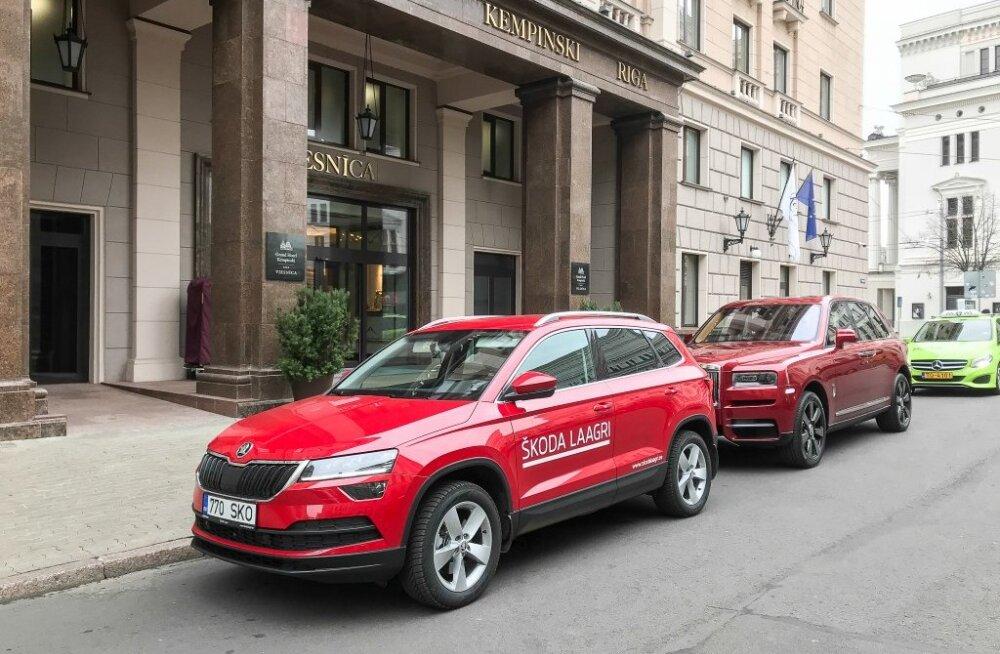 Škoda Karoq: esiveolisena lihtne, mugav ja mitmeotstarbeline argiauto