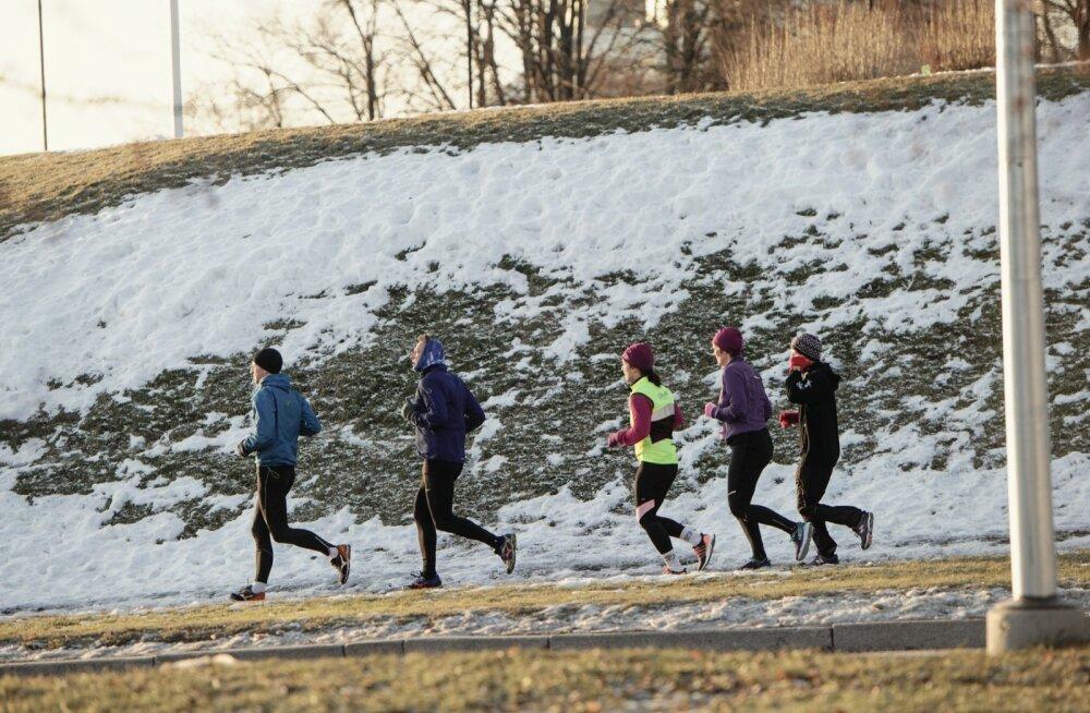 Riigiasutuste juhtnöörid soovitavad aeroobset trenni teha 150 minutit nädalas, kuid enamiku jaoks tundub see liiga palju.