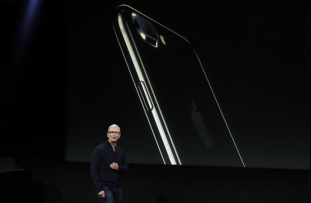 Järgmisel iPhone`il võib olla võime nägusid ja liigutusi ära tunda ning tõlgendada