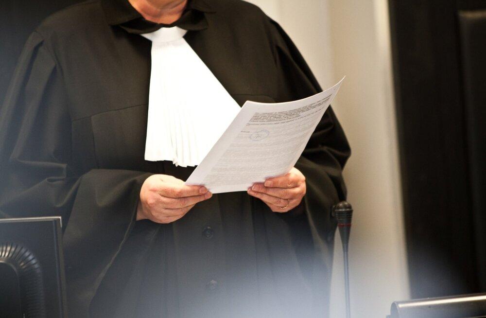 Kohtuotsuse kuulutamine