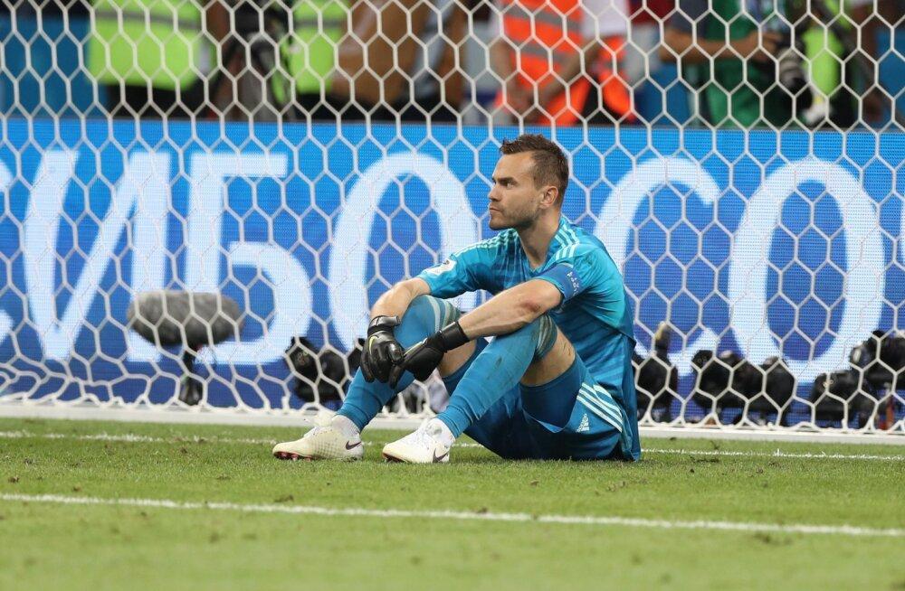 Jalgpalli MM-i penaltiseeriaid on haaramas veider trend. Kas horvaadid teadsid seda ette?