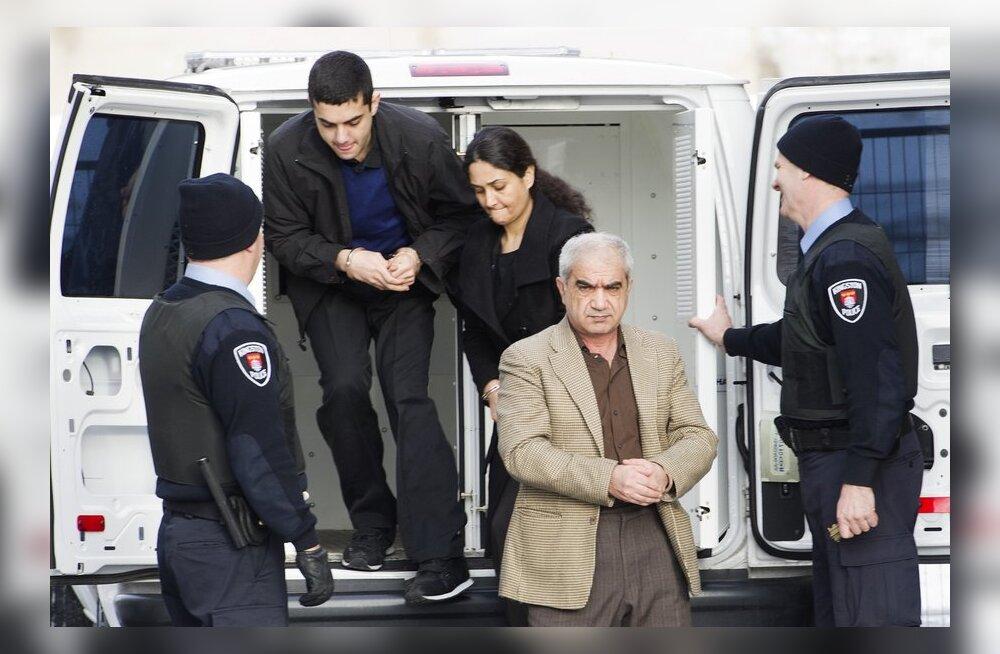 Kanada afgaanid mõisteti süüdi neljas aumõrvas
