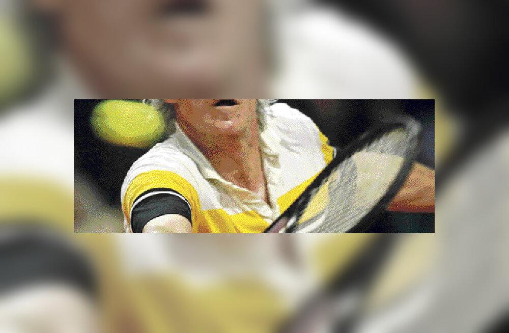 Kui Borg mängis Tallinnas,  miks siis Federer ei tule?