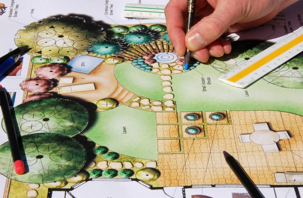 Kuidas alustada aia kujundamist? 13 soovitust, millega tuleb arvestada