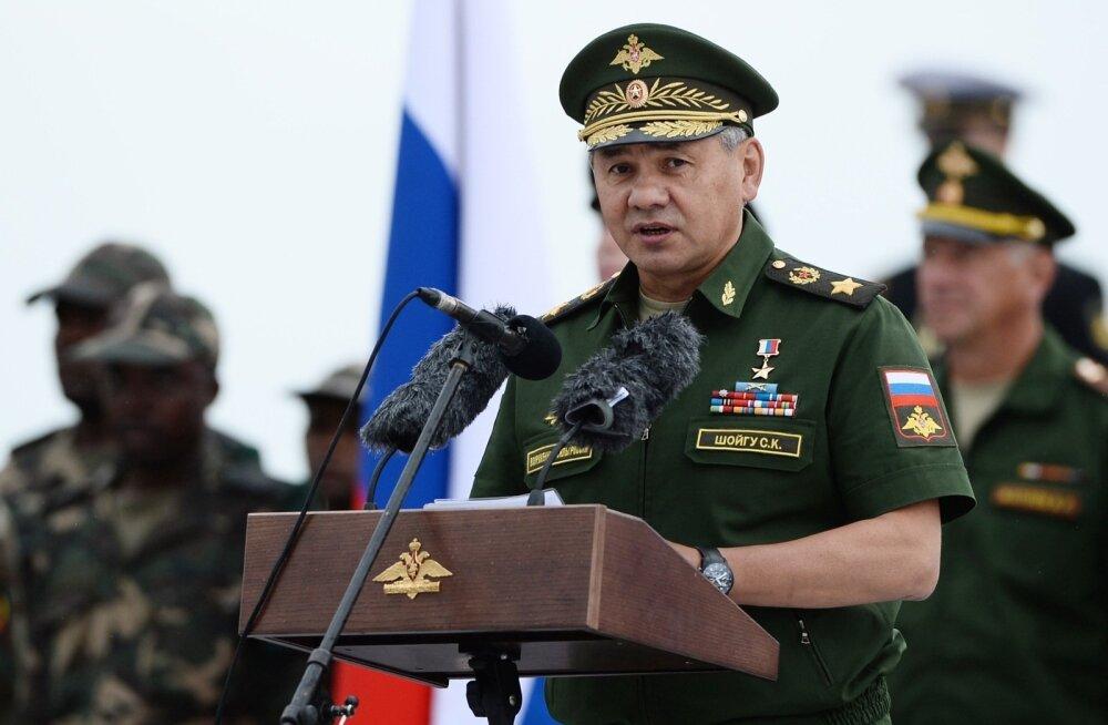 Venemaal moodustati uus väeliik: õhu- ja kosmosejõud
