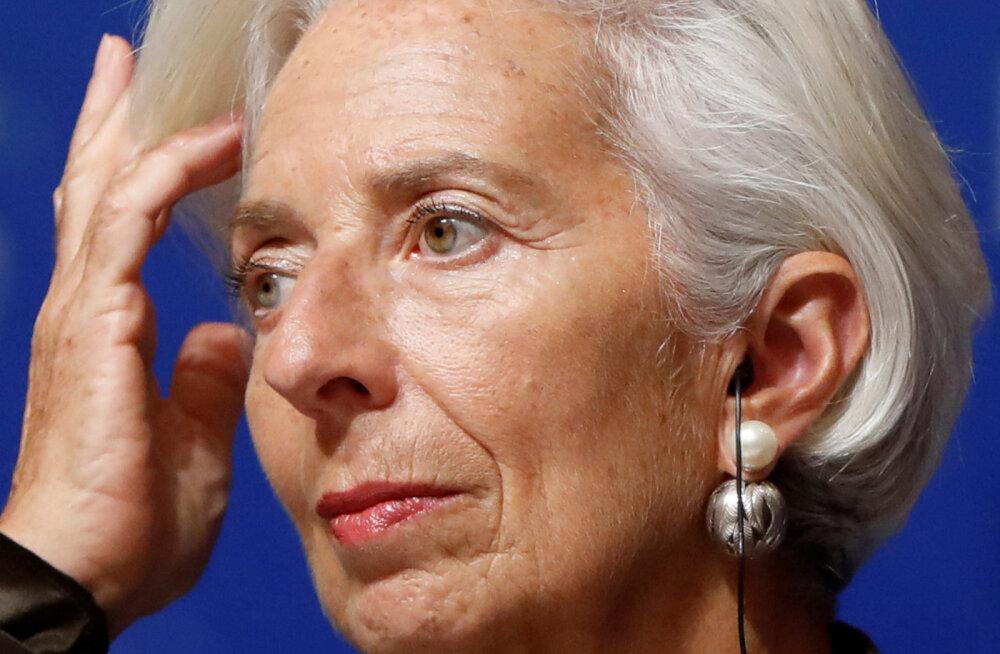 Rahvusvaheline Valuutafond langetas veidi ootusi majanduskasvu osas