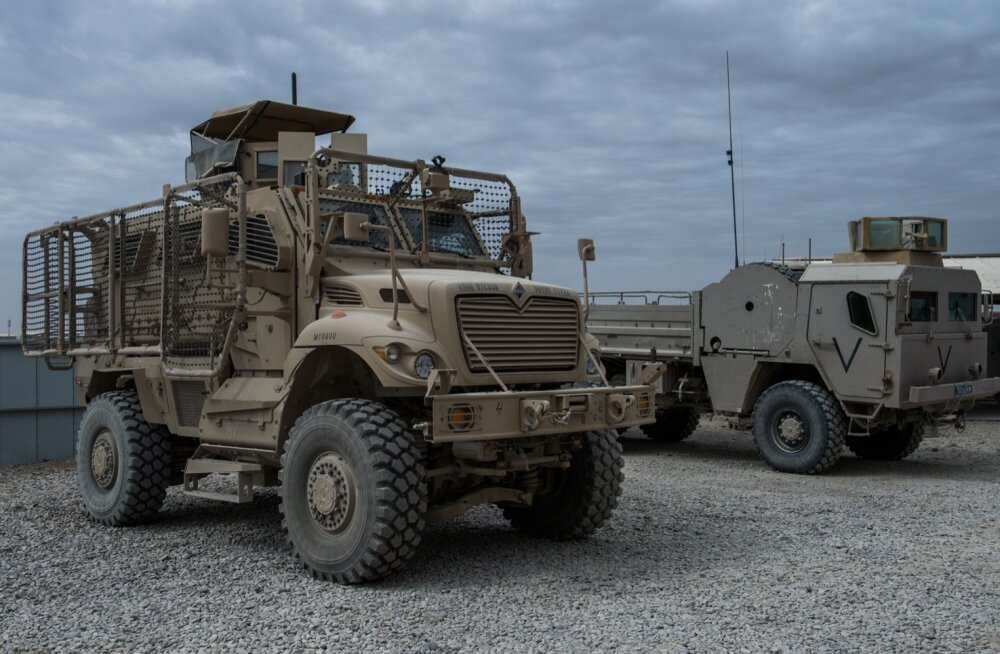 Afganistan, Camp Bastion