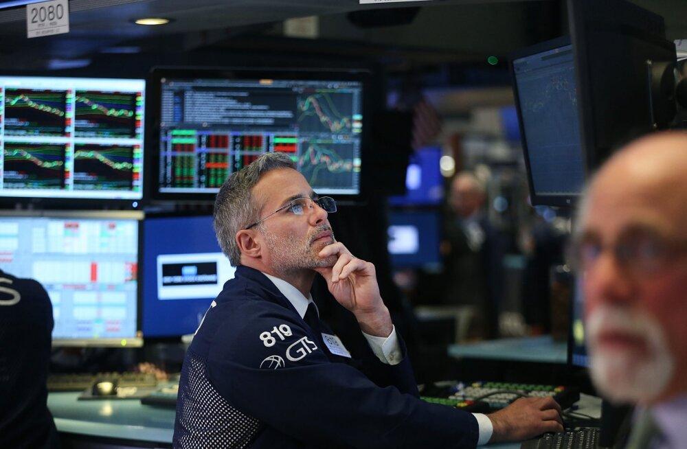 USA börsidel vedasid kukkumist tehnoloogiaaktsiad