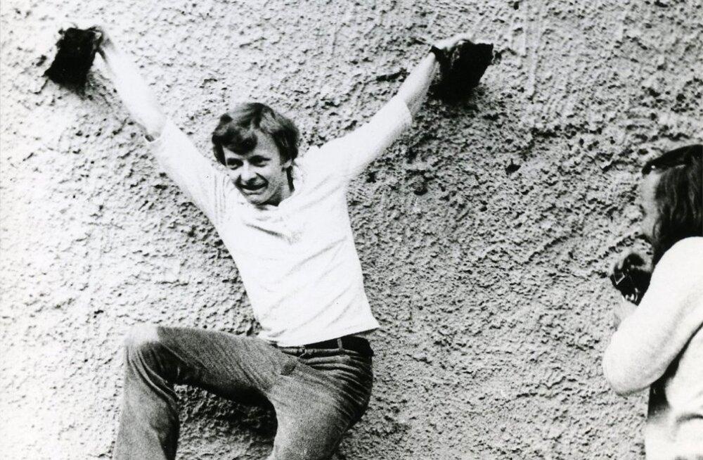 Juhan Viiding. Näitleja. 1969. aastal
