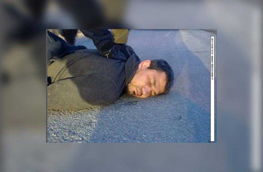 Stockholmi veokirünnaku toime pannud usbekk tunnistas terrorismikuritegu