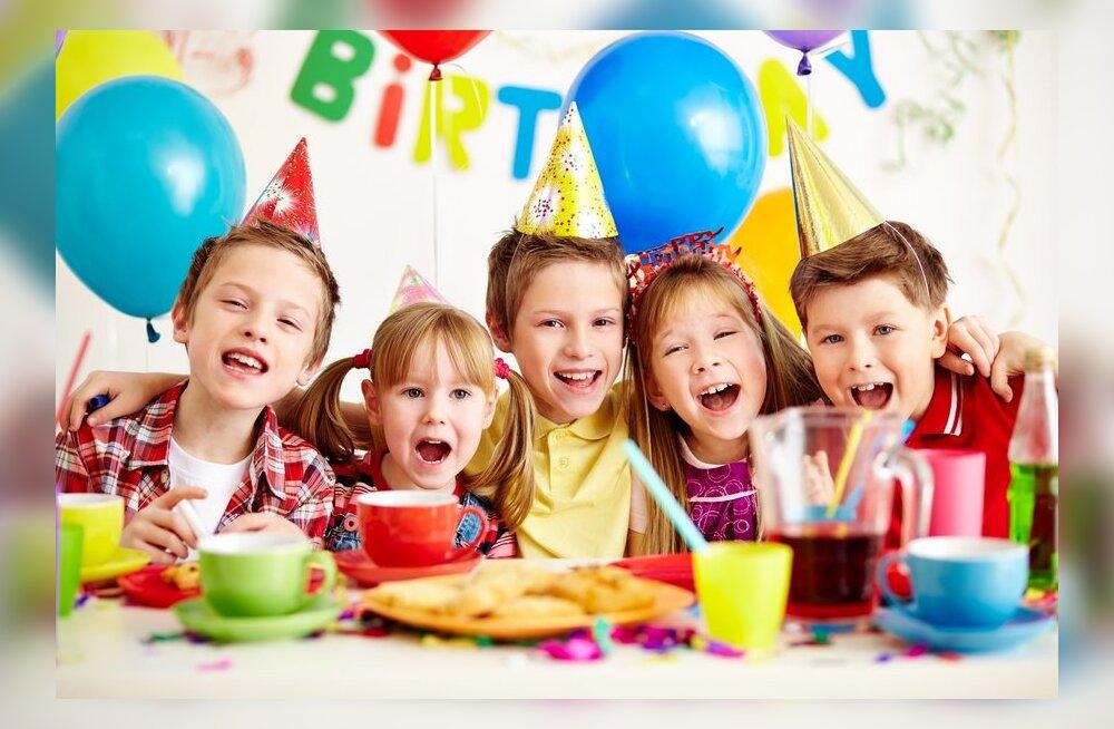 Kuidas olla kindel, et sinu lapse sünnipäev külalisteta ei jää