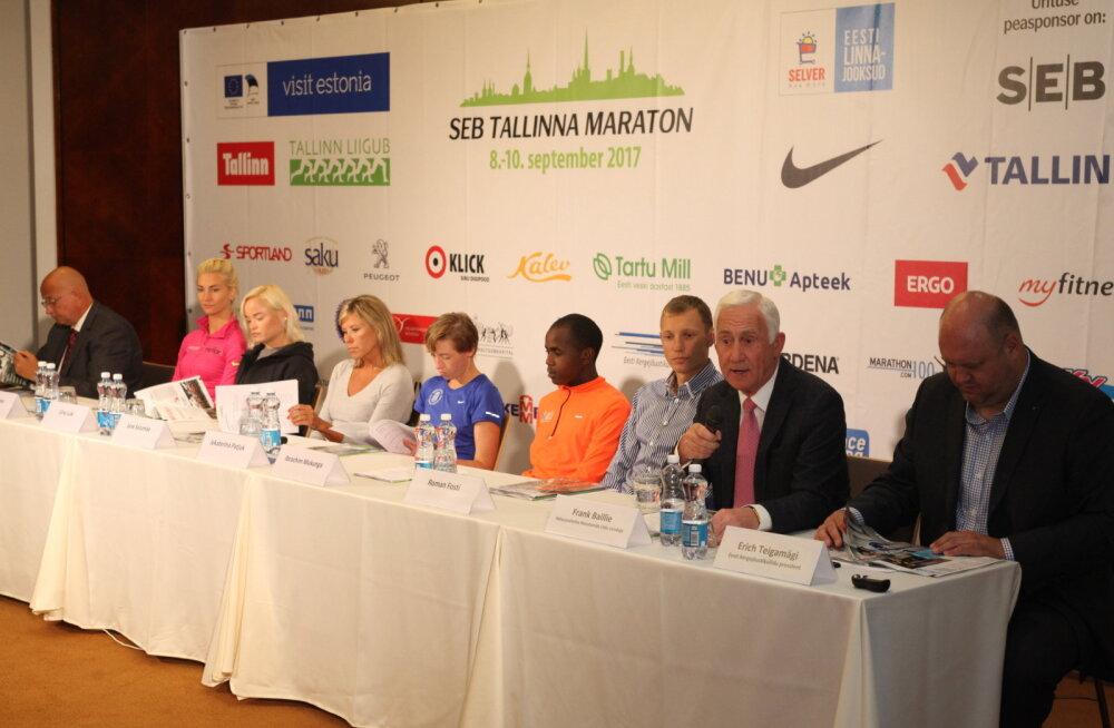 SEB Tallinna Maratonil osales üle 18 000 liikumisharrastaja, purustati mitmeid rekordeid