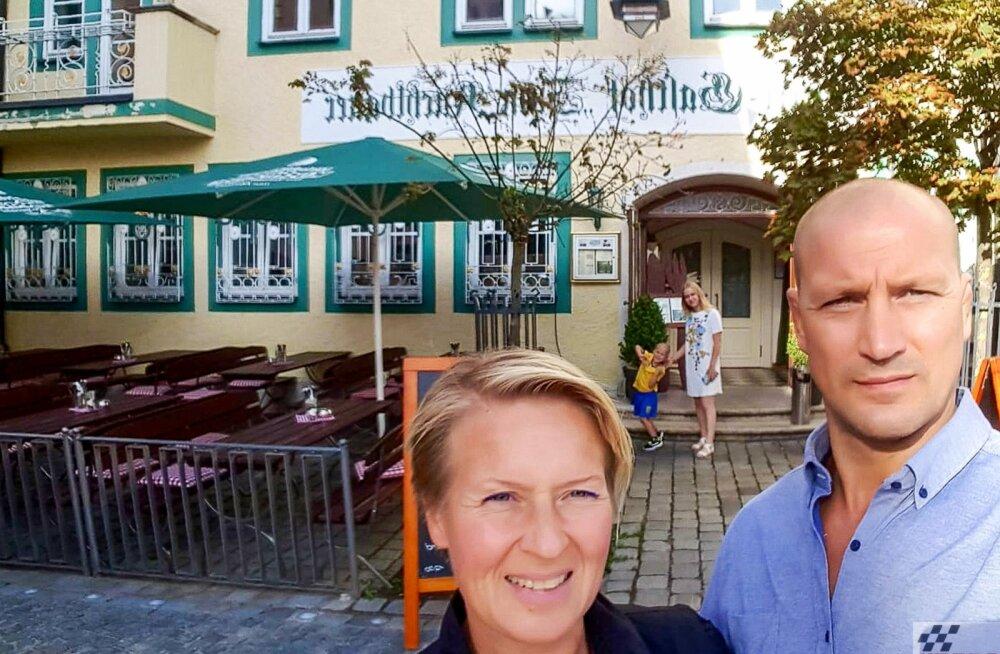Budõlinid Šveitsis: siinsest liikluskultuurist oleks Eestil üht-teist õppida