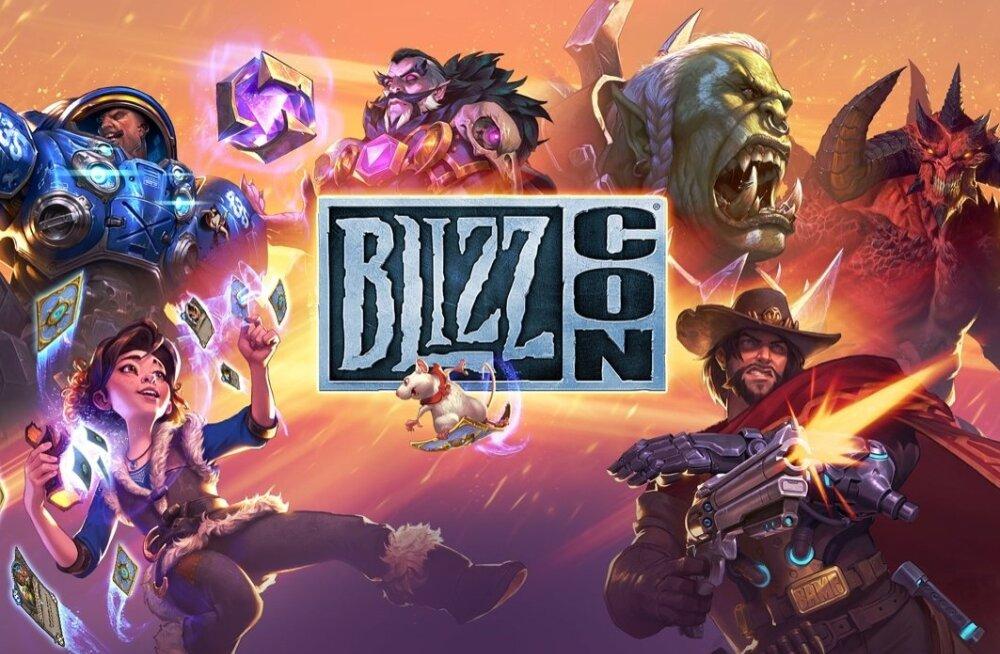 """""""Diablo"""" ja BlizzCon. Aasta lõpu tipphetked videomängude maailmas"""