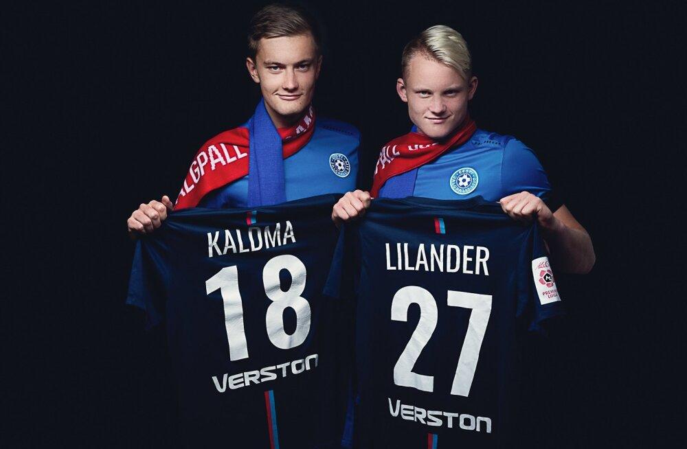 Sören Kaldma ja Michael Lilander.