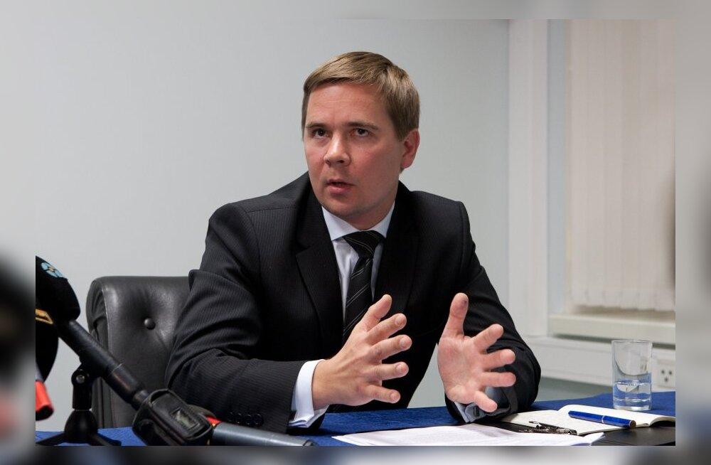 """Mikk Marran: idanaabri """"migratsioonirelv"""" paneks Eesti piiri surve alla, kuid meie julgeolekujõud on selleks valmis"""