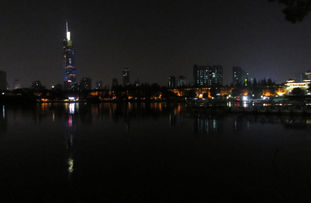HIINA PÄEVIKUD, 3. osa   Shanghaisse Vanemuise ooperikoori vaatama. Sest kus seda siis veel näha...