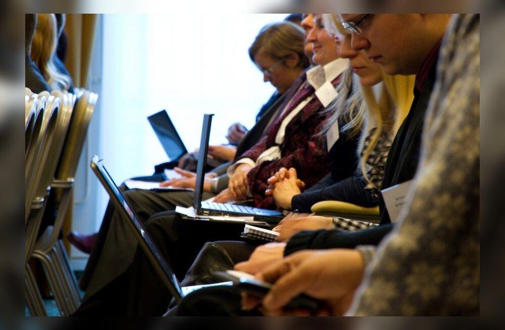 Infoühiskonna konverents keskendub demokraatiale muutuste keerises