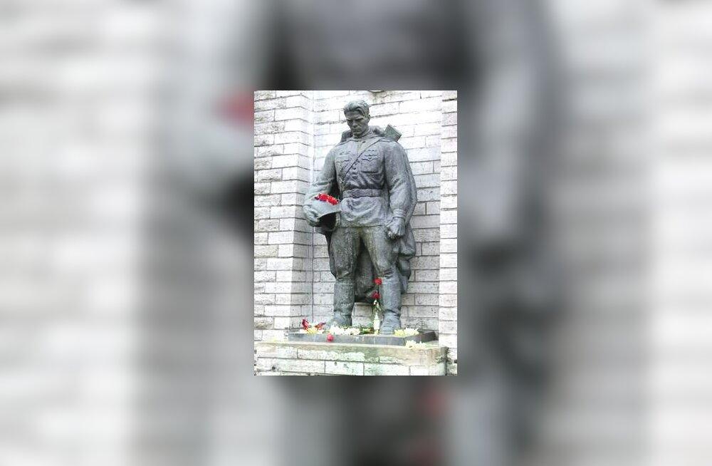 Монумент на Тынисмяги