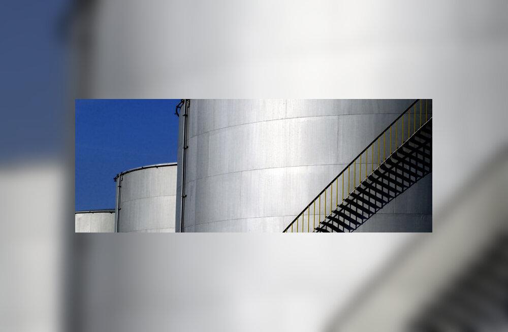 Ust-Luuga uue naftaterminali avamine lükkus sügisesse