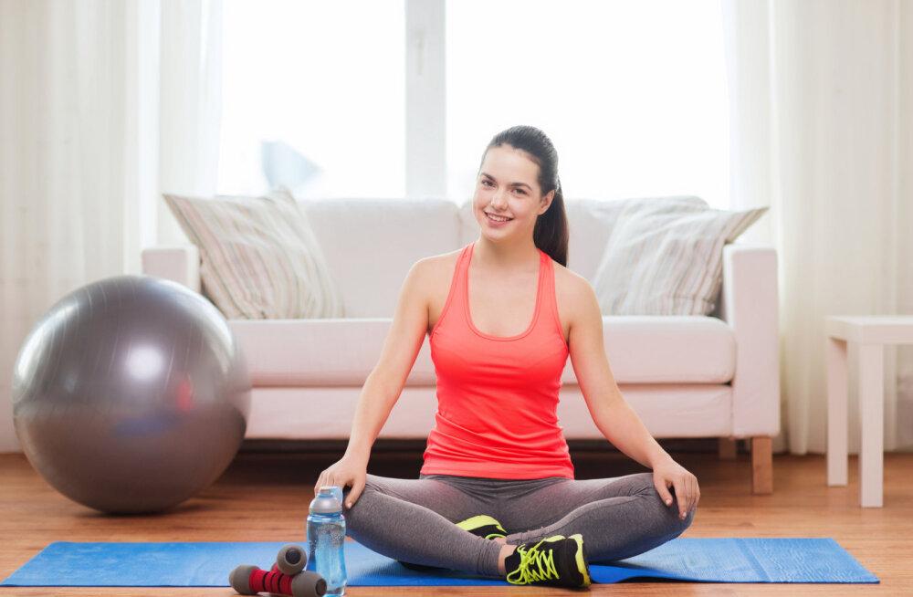 Nutikalt saledaks | Üheksa nippi koduseks kehakaalu langetamiseks
