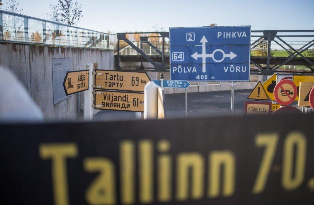 Eesti paljud paigad ihkavad rohkem iseseisvust