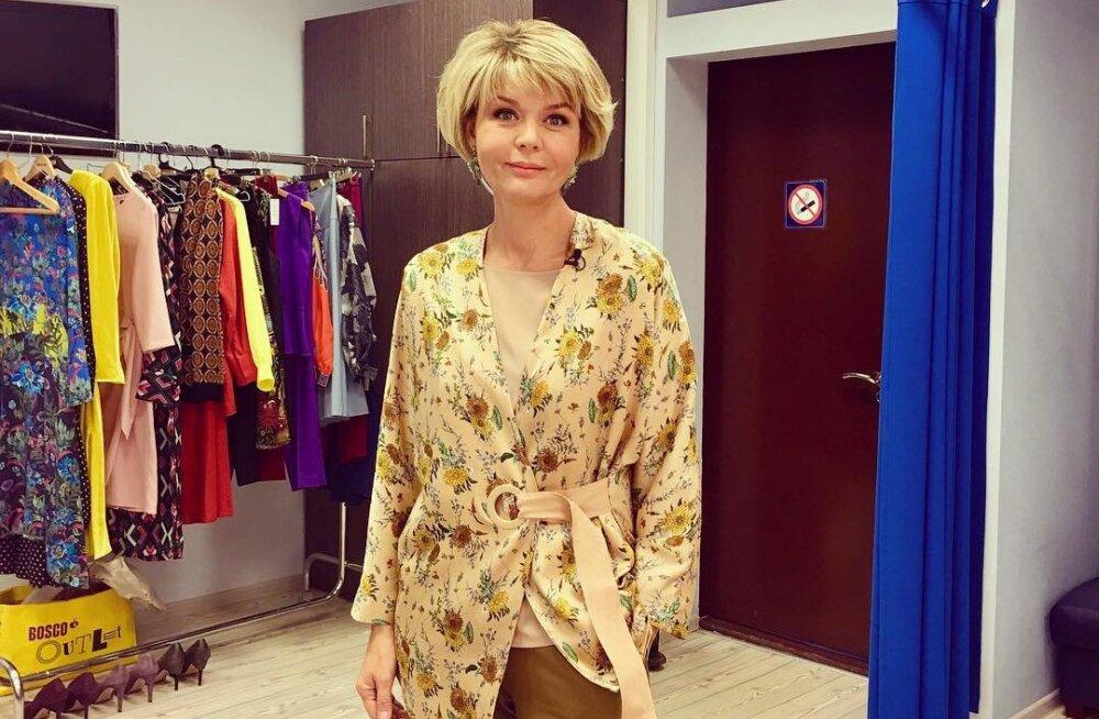 ФОТО: Юлия Меньшова показала изменившуюся после пластики Веру Алентову