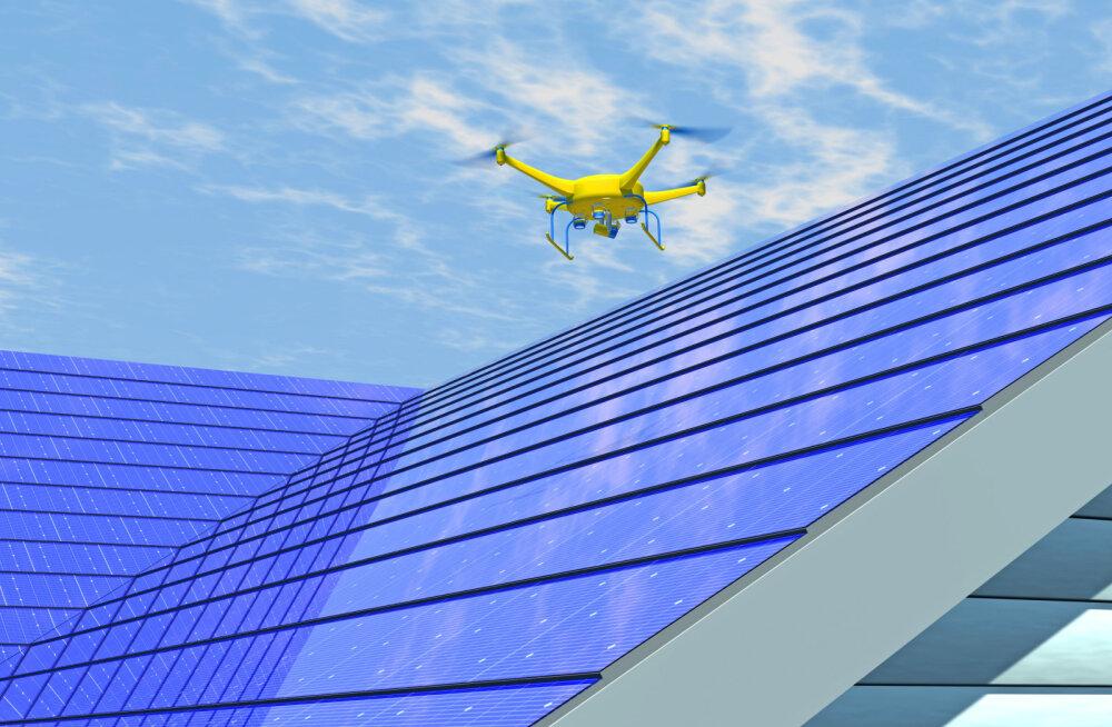 Droonid hakkavad lähitulevikus kaamerate asemel termopilte tegema ja soojalekkeid avastama!