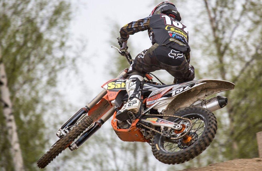 Karel Kutsar võistles MM-etapi asemel hoopis kodumaal ja seda võidukalt