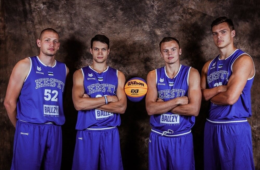 Eesti 3x3 korvpallikoondis MM-il