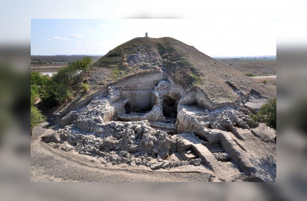 Bulgaariast leiti Euroopa vanima ürglinna varemed