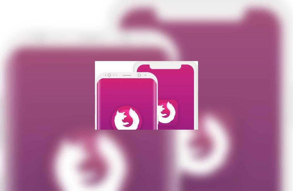 Mozilla mobiilibrauser sai mõnusa uuenduse, mis su veebiseikluste peitmise mugavamaks muudab