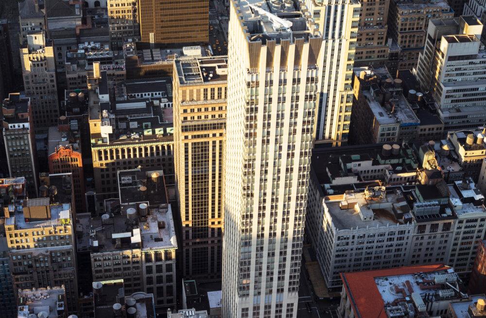 New Yorki on tabanud pilvelõhkujate buum: 2020. aasta kõrgemad ehitusprojektid peavad rõhutama linna jõulist arengut